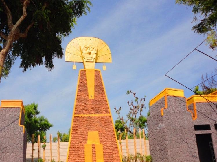 Mayan Village